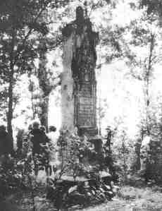 The Viehweg monument 1972