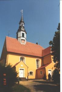 Evangelical Church, Berthelsdorf, Germany