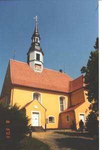 Evangelical Church, Berthelsdorf, Germany