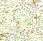 Map of Harpersdorf