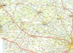 Map of Ossig/Osiek