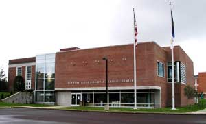Schwenkfelder Library & Heritage Center, 103 Seminary St., Pennsburg, PA
